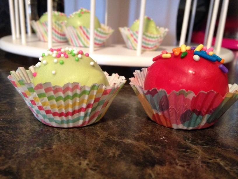 Basic Cake Ball 10