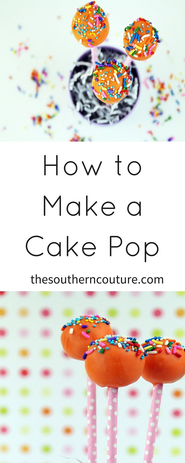 Ever been intimidated by a cake pop and wish you could make your own? NOW YOU CAN! They are easier to make than you might think. Get all the tips and pointers now to get started. They will be perfect for your next party and pretty impressive too.