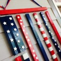 Patriotic Wooden Flag Featured Image