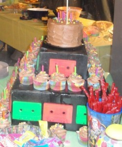 Cupcake Stand 7