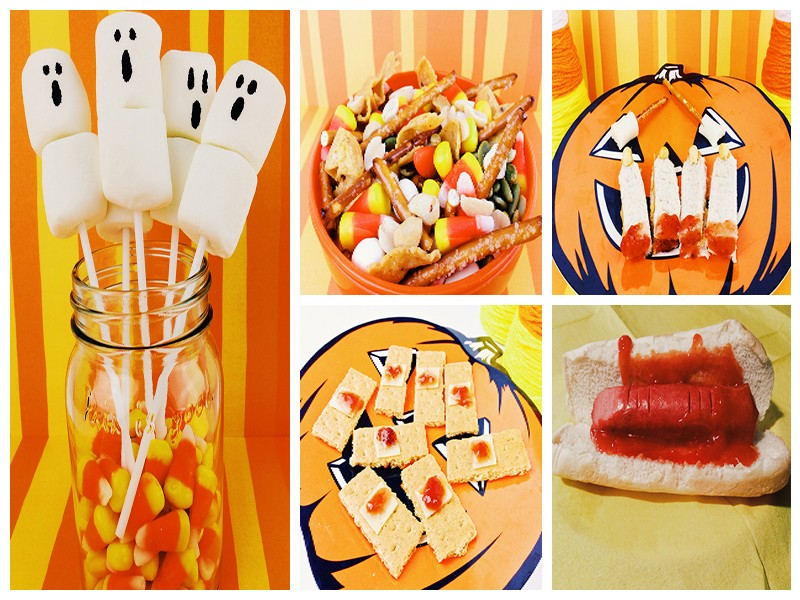 Halloween Themed Snacks And Treats Your Kids Will Love 6