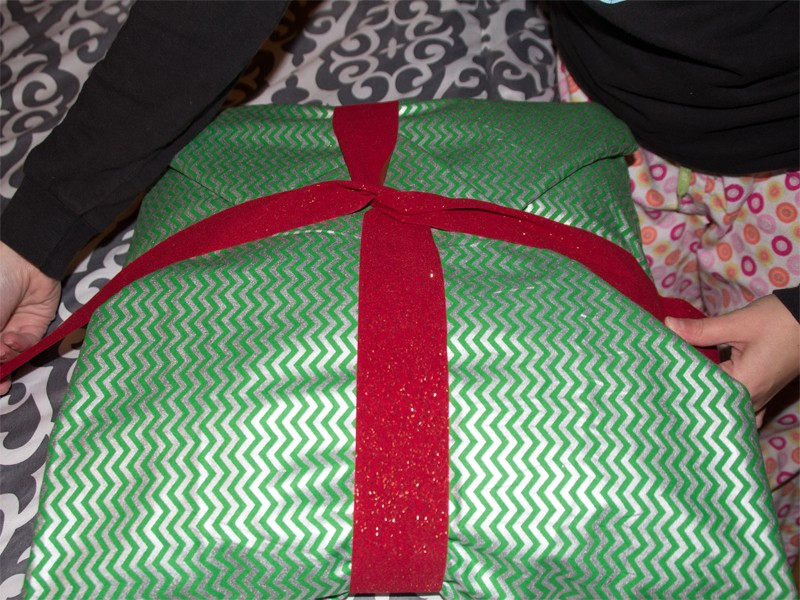 Christmas Present Pillows 7