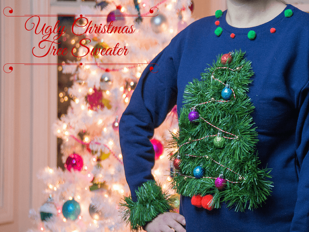 ugly christmas tree sweater 10