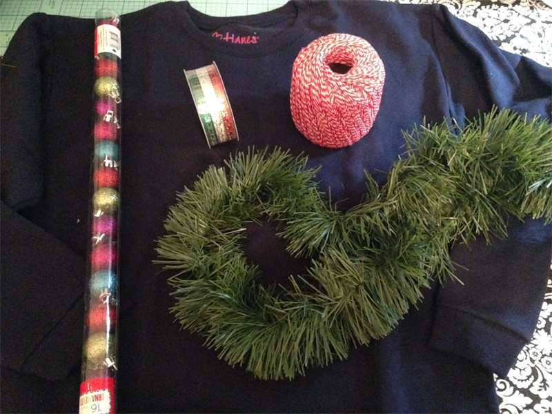Introducing: the Christmas Tree Sweater Knitting Pattern. This sweater was inspired by much more than just a Christmas Tree. As crafters, we spend so much time making items for Christmas and then end up storing them away for the rest of winter.