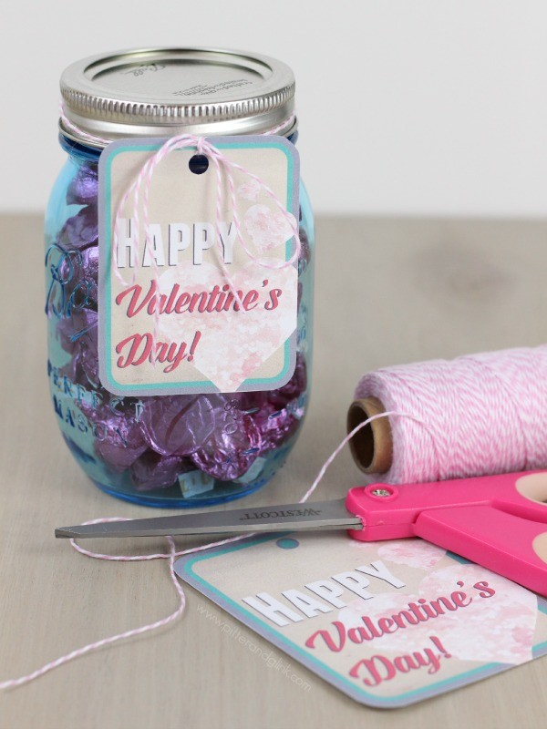 Free Printable Valentine Gift Tags from Pitter and Glink 3