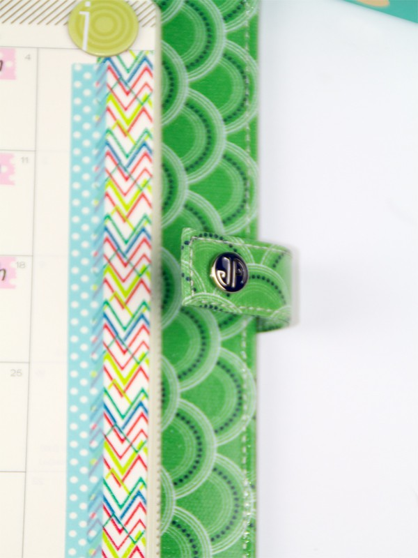 How to Organize Your Planner with Washi Tape 13