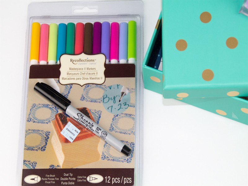 How to Organize Your Planner with Washi Tape 7