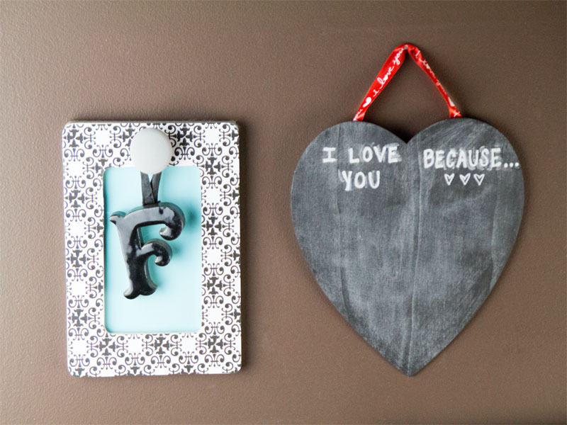 Valentine Memo Chalkboard 9