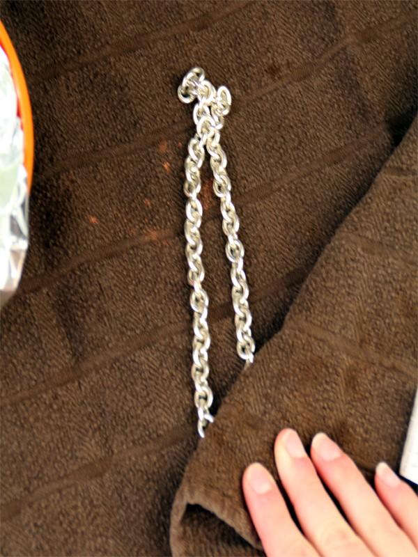 My Favorite DIY Jewelry Cleaner 8