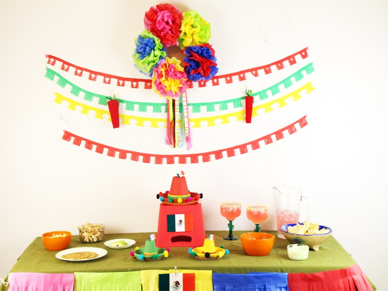 Cinco De Mayo Party Diy Decorations And Recipes