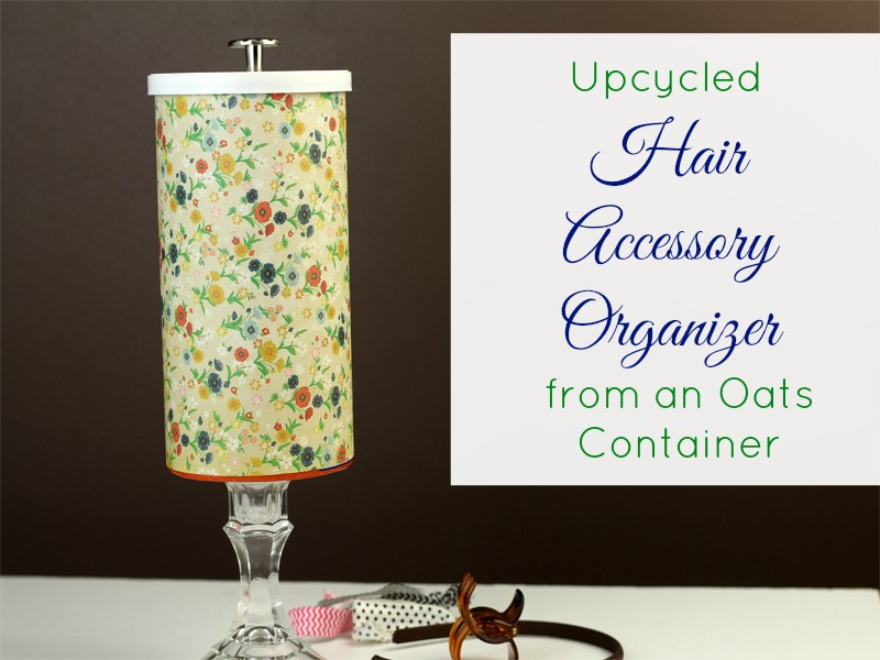 Hair Accessory Organizer {Guest Post for ClubChica Circle}