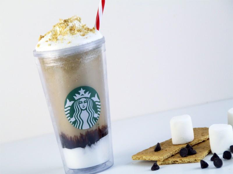 Copycat Starbucks S'mores Frappuccino 2