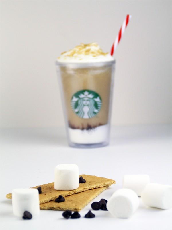 Copycat Starbucks S'mores Frappuccino 4