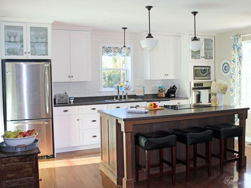farmhouse kitchen remodeling ideas. Modern Farmhouse Kitchen Makeover  The Creative Corner 8 9 15