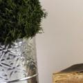 DIY Moss Covered Arrangement