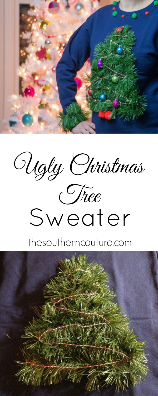 Ugle Christmas Tree Sweater