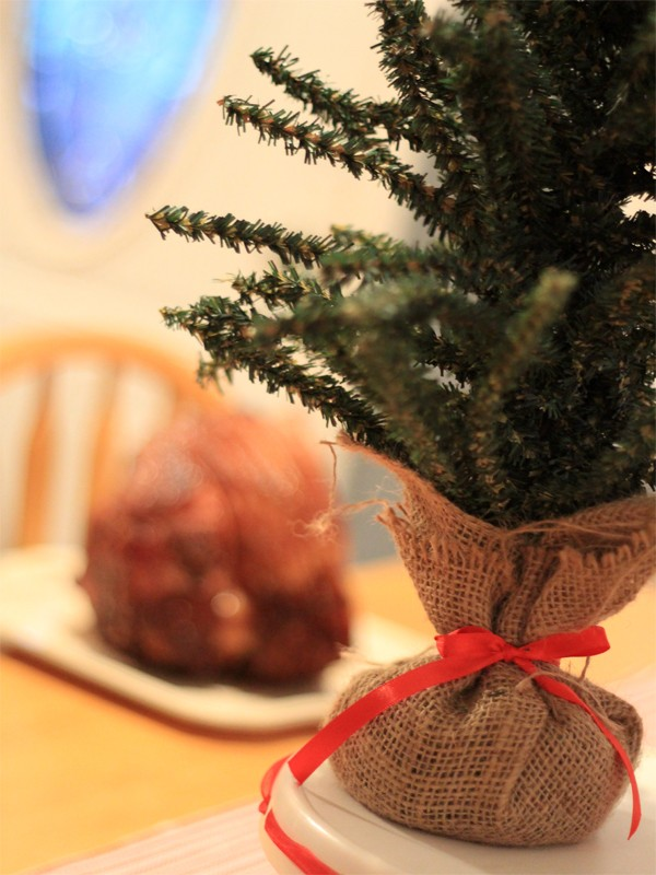 Host a Trial Run Christmas Dinner