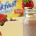 Chocolate Covered Strawberry Smoothie Recipe