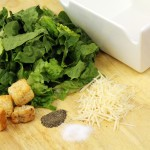 Salad Recipe Using a Sandwich Bag