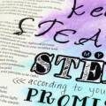 Faber Castell Gelatos Tutorial for Bible Journaling