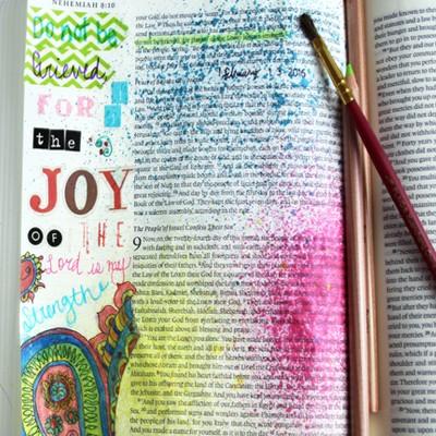 Bible Journaling Beginners eCourse