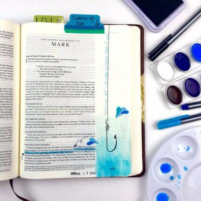 Bible Journaling Beginners eCourse