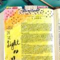 January Bible Journaling Challenge