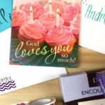 Bringing Back Handwritten Cards by Adding an Artistic Touch