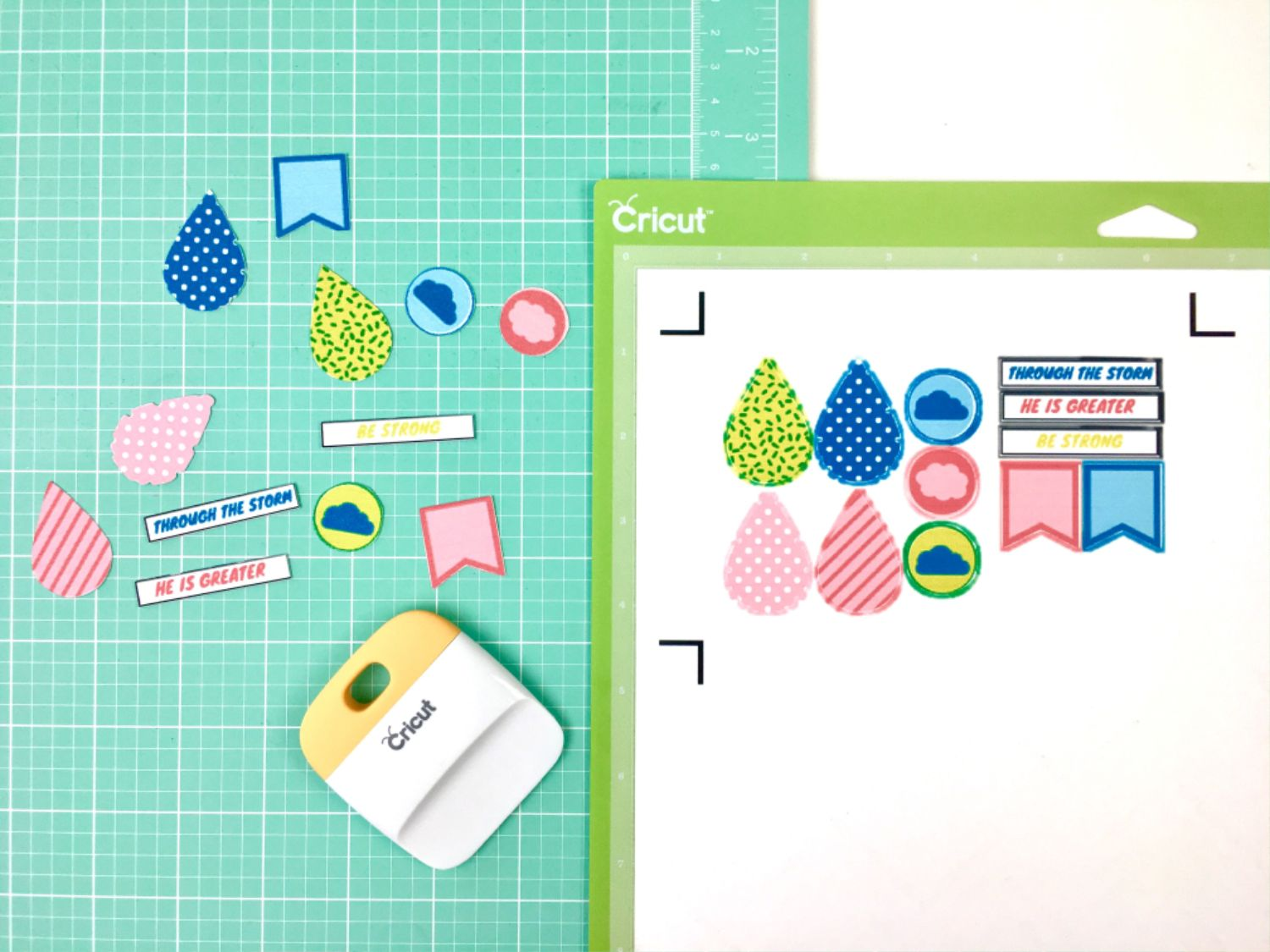 image regarding Printable Print titled Utilizing the Print then Slice Element with Cricut Take a look at Air 2