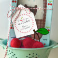 End of Year Teacher Gift Idea with a Cherry Theme