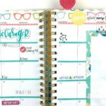 Stay Organized with Planner Tips and Ideas Using the Illustrated Faith Planner