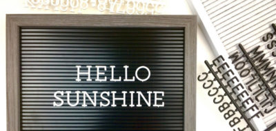 Comparison of Letter Boards from Different Brands