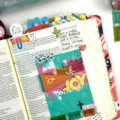 Top DIY Projects with Cricut Plus Bible Journaling Technique using Cuttlebug