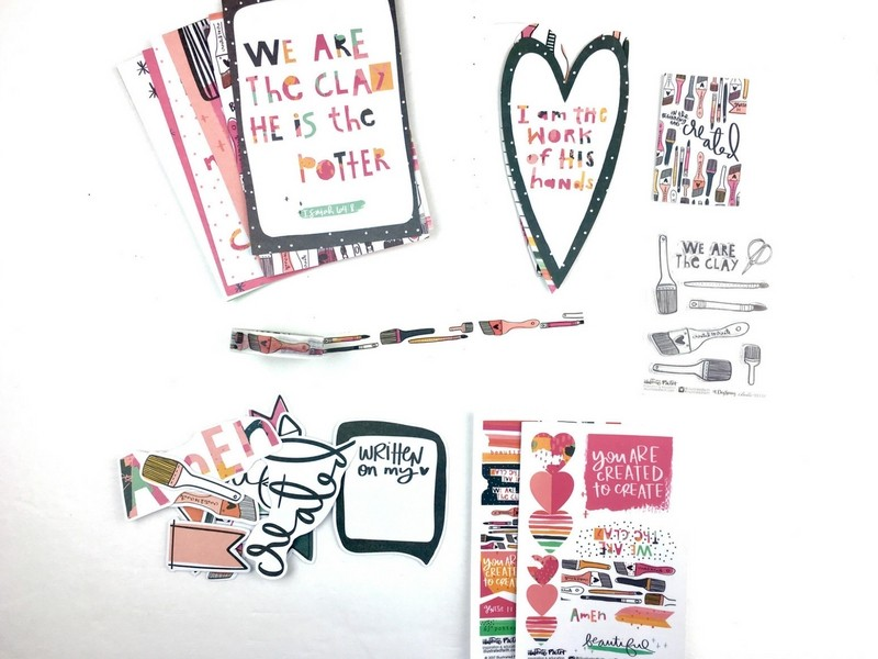 No Time for Perfection with Bible Journaling