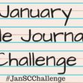 2018 January Bible Journaling Challenge with FREE Printable Card