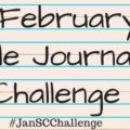 2018 February Bible Journaling Challenge with FREE PRINTABLE CARD